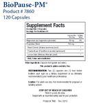 Biotics Research BioPause-PM®