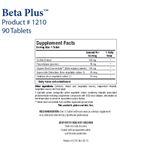 Biotics Research Beta Plus™ (90T)