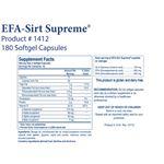 EFA-Sirt Supreme®-2