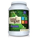 Total Vegan Natural Vanilla - 14 Servings (20.74 o