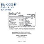 Biotics Research Bio-GGG-B™