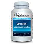 DIM Estro - 120 Vegetable Capsules