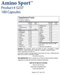 Biotics Research Amino Sport™