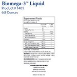 Biotics Research Biomega-3™ Liquid