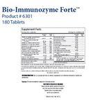 Biotics Research Bio-Immunozyme Forte™ (180C)