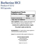 Biotics Research Berberine HCL