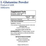 L-Glutamine Powder-2