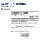 Biotics Research Acetyl-L-Carnitine