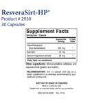 ResveraSirt-HP™ (30C)-2