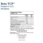 Biotics Research Beta-TCP™ (90T)