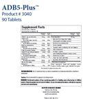 Biotics Research ADB5-Plus™ Adrenal Support (90T)