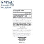 Biotics Research b-VITAL® Libido Support