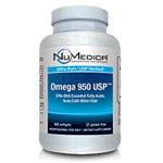 Omega 950 USP - 60 Softgels