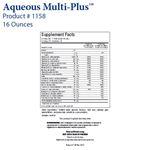 Biotics Research Aqueous Multi Plus™