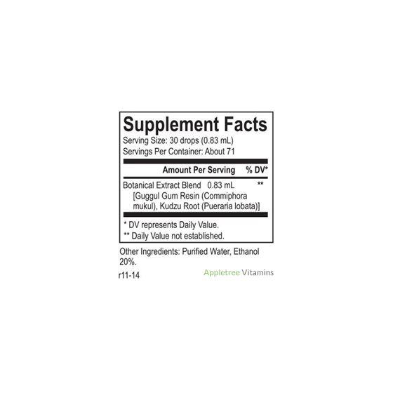 Core Guggulipid Blend - 2 fl. oz. (60 ml)-2