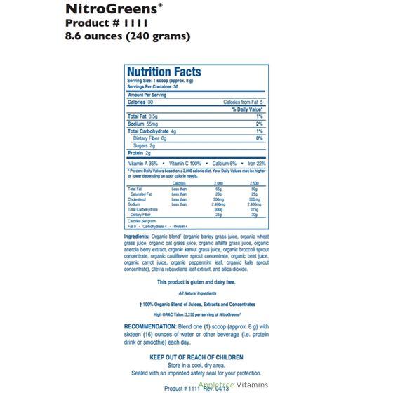 NitroGreens™-2