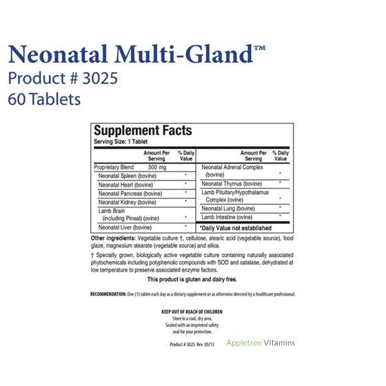 Neonatal Multi-Gland™-2