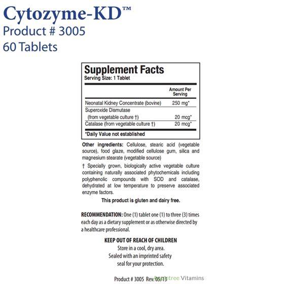 Cytozyme-KD™ (Neonatal Kidney)-2