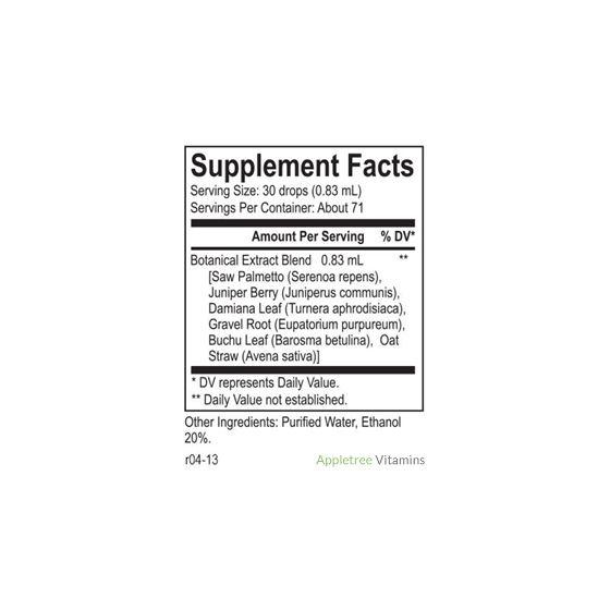Core Saw Palmetto Blend - 2 fl. oz. (59.1 ml)-2