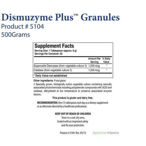 Dismuzyme Plus™ Granules-2