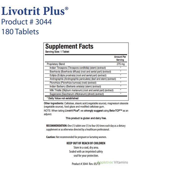 Livotrit Plus® (Ayurvedic)-2